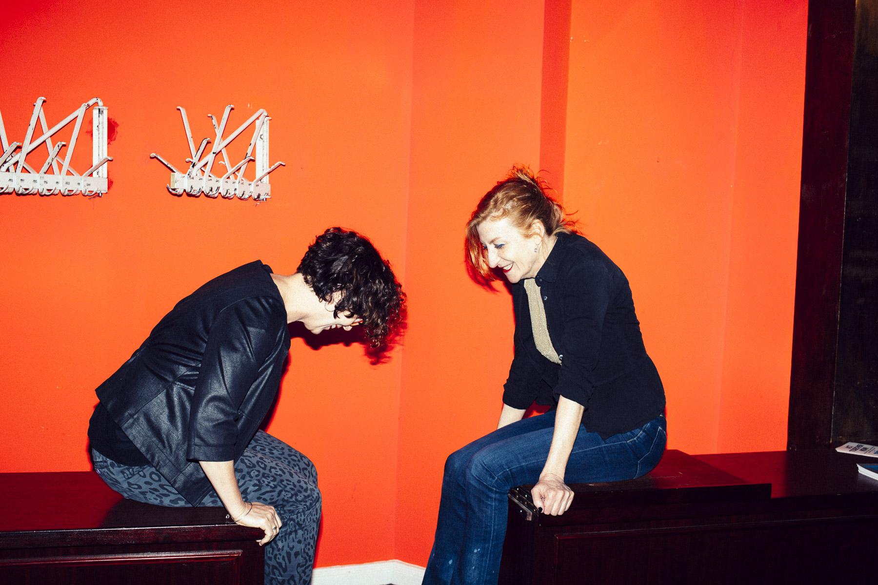 Virve Sutinen & La Ribot im Interview - Retrospektive Tanz im August