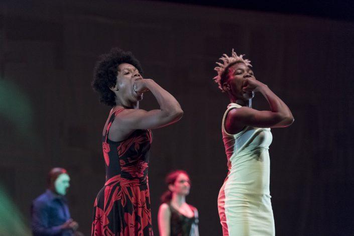 performance still from Kalakuta Republik